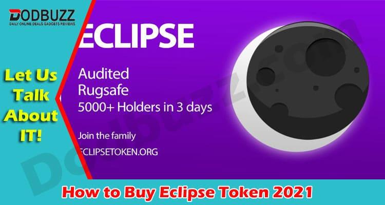 How to Buy Eclipse Token 2021
