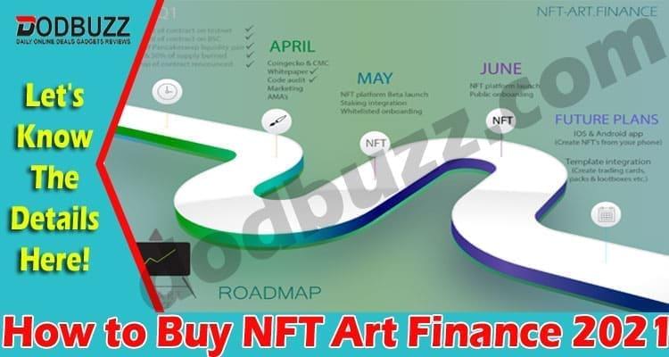 How to Buy NFT Art Finance 2021