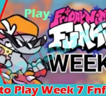 How to Play Week 7 Fnf 2021