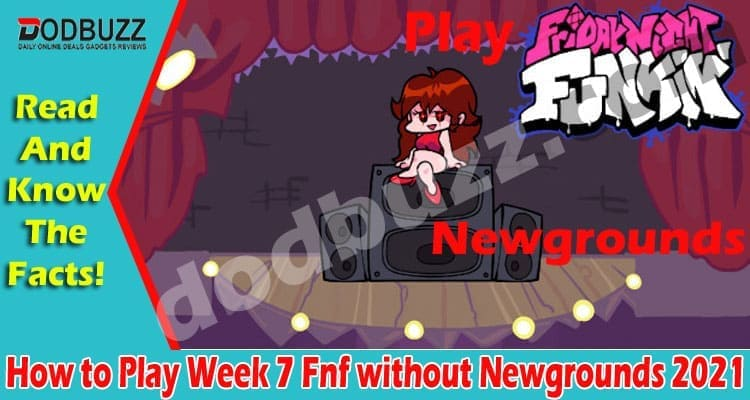 How to Play Week 7 Fnf without Newgrounds {April} See!
