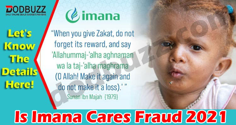 Is Imana Cares Fraud (April) Checkout Details Here!