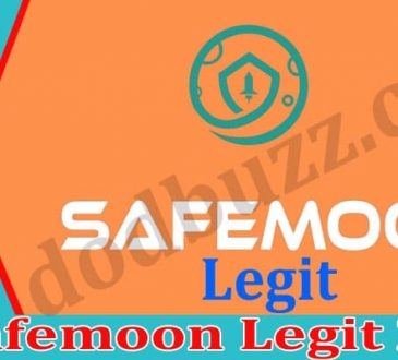 Is Safemoon Legit 2021