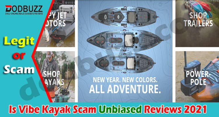 Is Vibe Kayak Scam (April) Checkout Details Now!