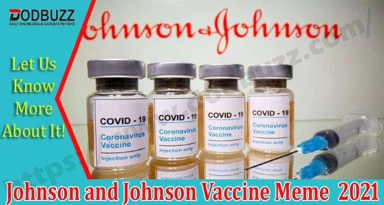 Johnson-and-Johnson-Vaccine Dodbuzz.com