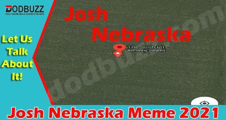 Josh Nebraska Meme 2021