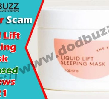 Liquid Lift Sleeping Mask Reviews 2021