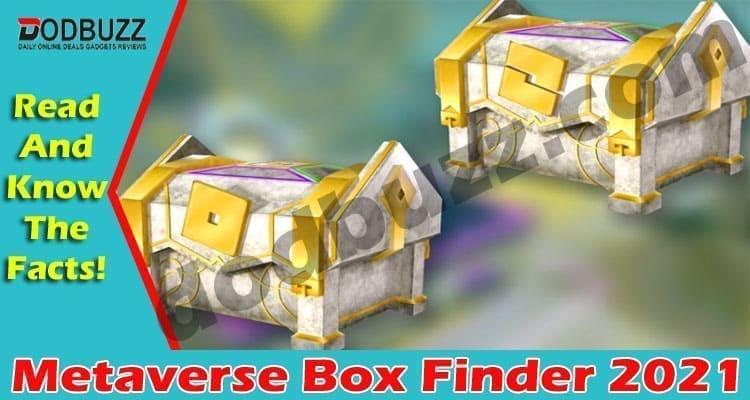 Metaverse Box Finder 2021