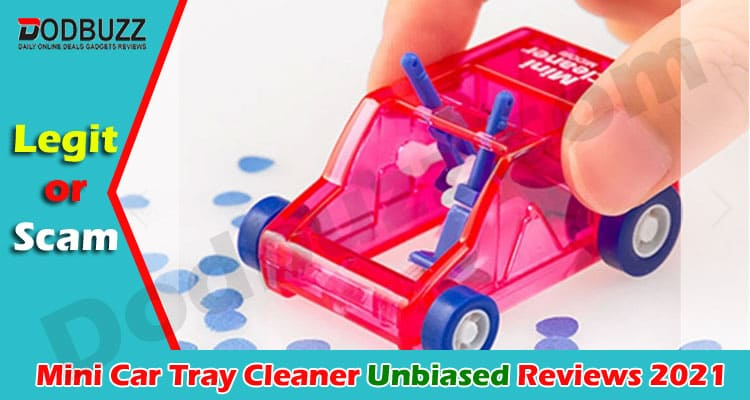 Mini Car Tray Cleaner Reviews 2021.