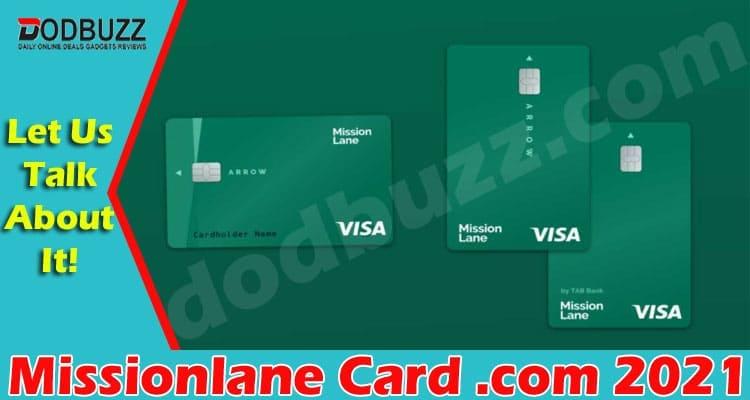 Missionlane Card .com 2021