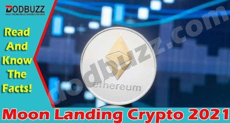 Moon Landing Crypto 2021