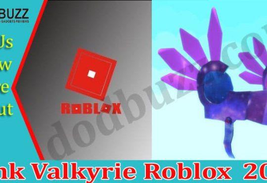 Pink Valkyrie Roblox 2021
