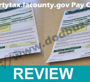 Propertytax.lacounty.gov Pay Online 2021