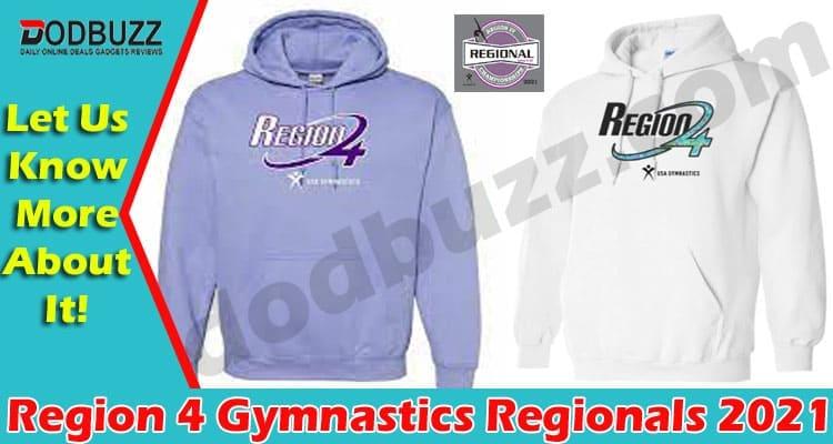 Region 4 Gymnastics Regionals 2021 (Apr) Read Details!