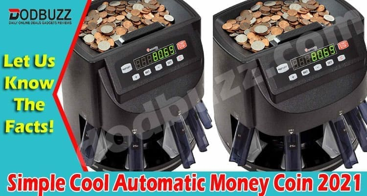 Simple Cool Automatic Money Coin