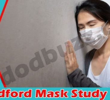 Standford Mask Study (April) Checkout Information Now!