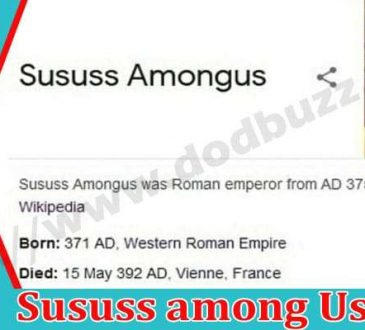 Sususs-among-Us Dodbuzz.com