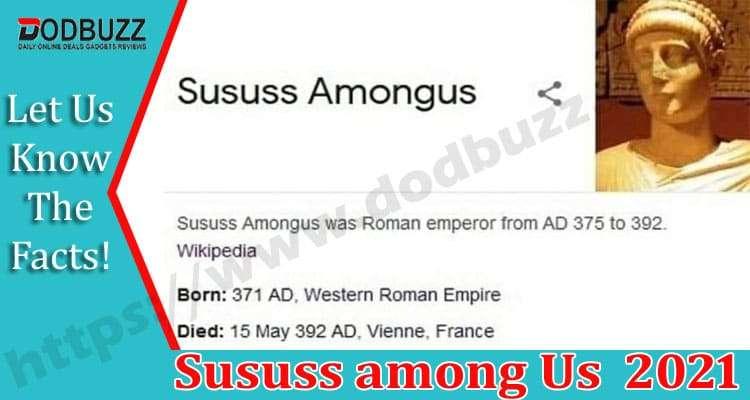 Sususs-among-Us Dodbuzz.com