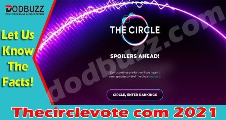 Thecirclevote com 2021