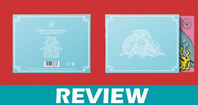 Twenty One Pilots Scaled And Icy Merch Reviews Dodbuzz.com