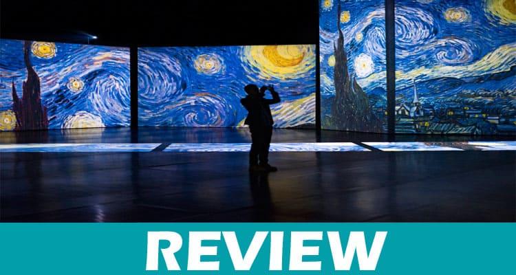 Van Gogh Alive Adelaide Dodbuzz.com