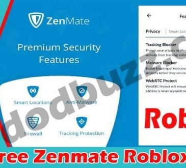 Vpn Free Zenmate Roblox 2021