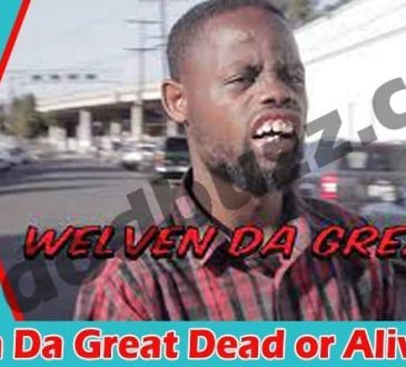 Welven Da Great Dead or Alive 2021