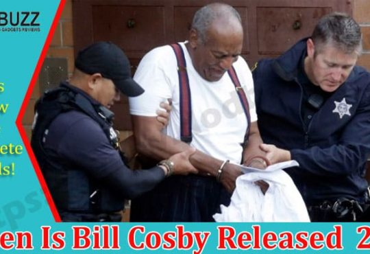 When Is Bill Cosby Released 2021