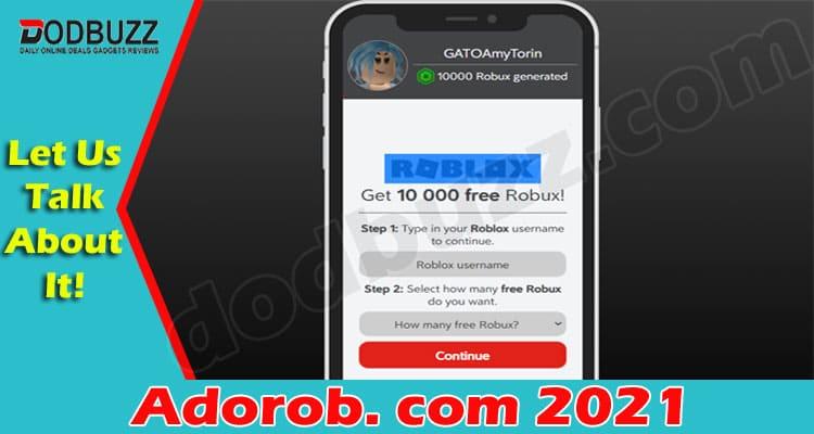 Adorob. com 2021
