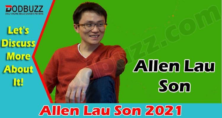 Allen Lau Son 2021