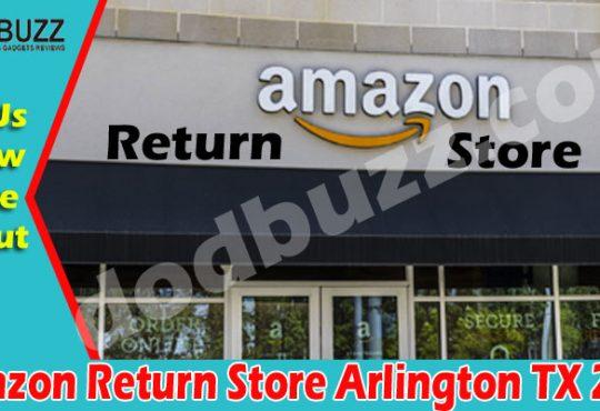 Amazon Return Store Arlington TX {May} Get The Details!