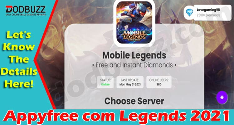 Appyfree Com Legends (May 2021) Find Out More Here!