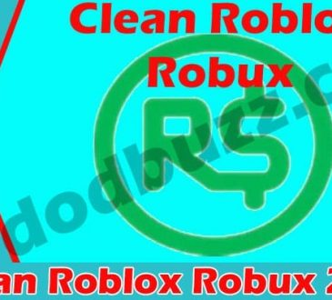 Clean Roblox Robux 2021
