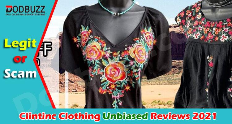 Clintinc Clothing Reviews 2021