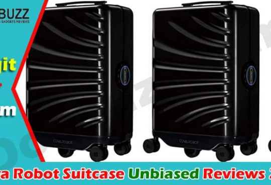 Cowa Robot Suitcase Review 2021