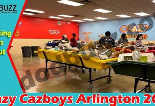 Crazy Cazboys Arlington 2021.