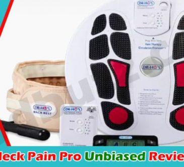 Dr Ho Neck Pain Pro Reviews 2021