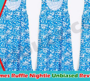 Draper James Ruffle Nightie Reviews 2021