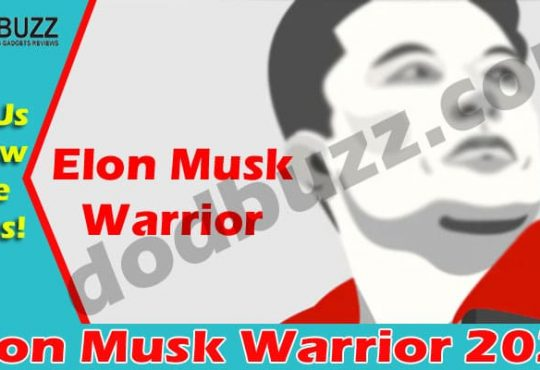 Elon Musk Warrior 2021