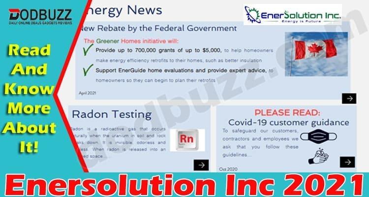 Enersolution Inc 2021