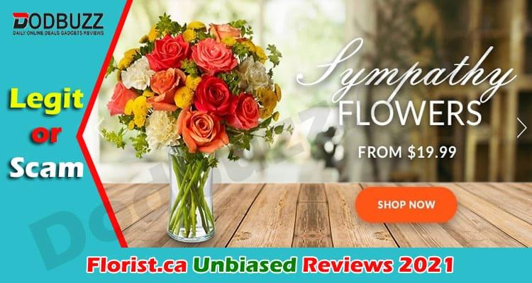 Florist.ca Reviews 2021