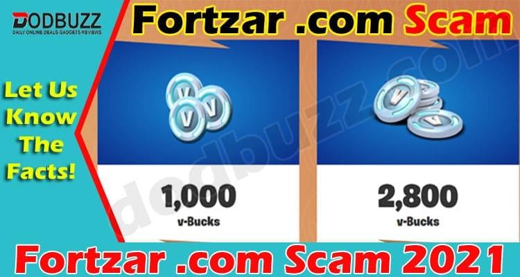 Fortzar .com Scam (May 2021) Read The Full Insight!