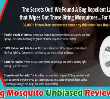 Fuze Bug Mosquito Reviews 2021.