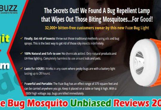 Fuze Bug Mosquito Reviews 2021.