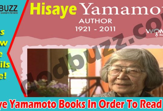 Hisaye Yamamoto Books In Order To Read (May 2021)