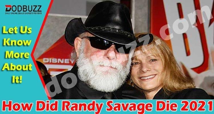 How Did Randy Savage Die 2021.