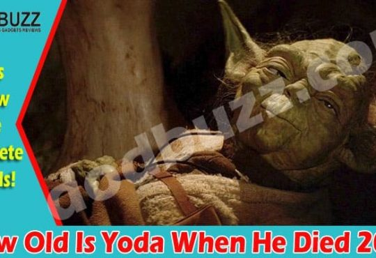 How Old Is Yoda When He Died 2021
