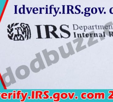 Idverify.IRS.gov. com (May 2021) Get Informed Here!