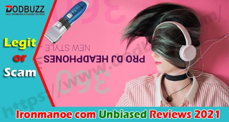 Ironmanoe com Reviews Dodbuzz