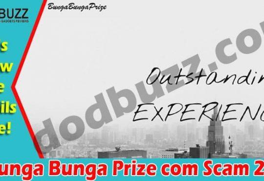 Is Bunga Bunga Prize com Scam 2021.