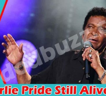Is Charlie Pride Still Alive 2021